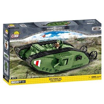 Cobi 2972 Great War Tank Mark I (5902251029722)