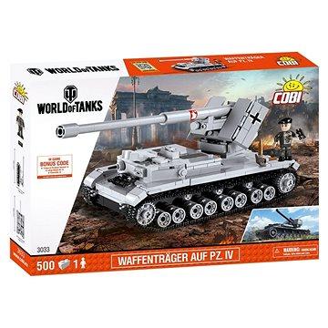 Cobi 3033 WOT Waffentrager (5902251030339)