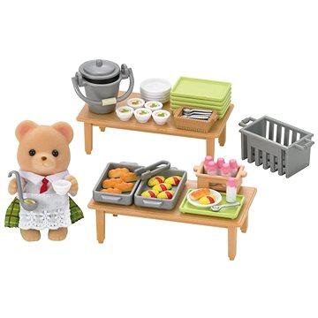 Sylvanian Families Školní obědy set (5054131051085)