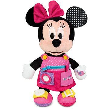 Clementoni Plyšová Minnie s kapsami (8005125172252)