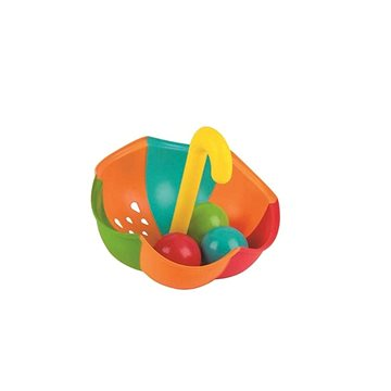 Hape Hračky do vody - Deštník s míčky (6943478016897)