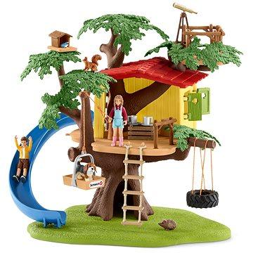 Schleich 42408 Dům na dobrodružném stromě (4055744021077)