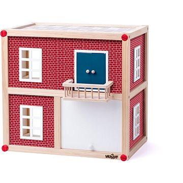 Woody Moderní vila - kostka (8591864913305)