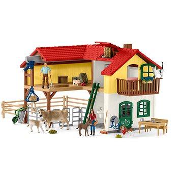 Schleich 42407 Velký dům na farmě (4055744021060)