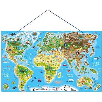 Woody Svět v obrázcích, 2 v 1, Hraj si a uč se (8591864912902)