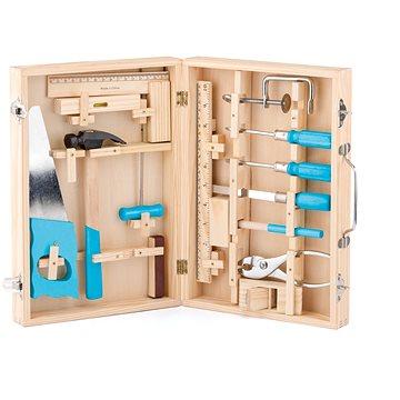Woody Kovové nářadí v dřevěném kufříku (8591864918003)