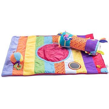Niny Baby set: deka, válec, míček (8591864700165)