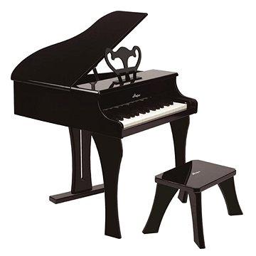 Hape Velké piano - černé (6943478008892)