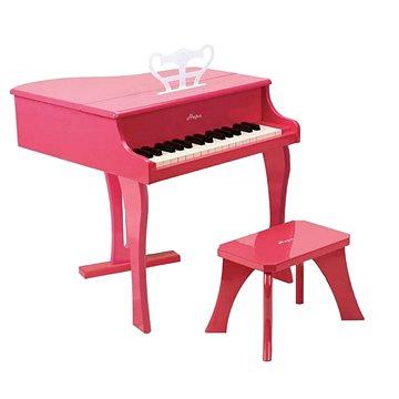 Hape Velké piano - růžové (6943478008885)