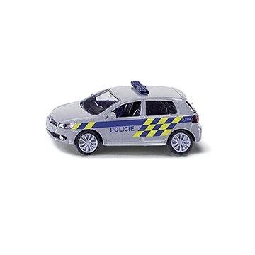 Siku Policie osobní auto CZ (4006874914104)