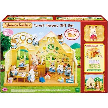 Sylvanian Families Dárkový set Lesní školka s příslušenstvím (5054131053539)