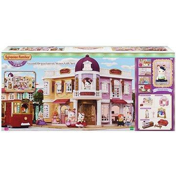 Sylvanian Families Město dárkový set velký obchodní dům (5054131060223)
