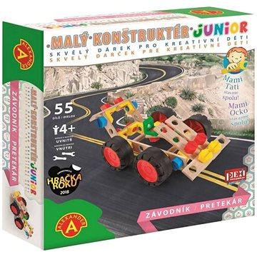 Malý konstruktér Junior - Závodník (5906018019476)