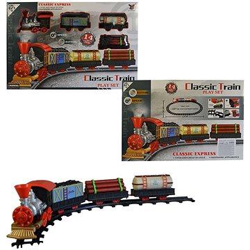 Vlaková souprava na baterie, 46x62cm (8590756000420)