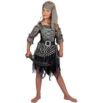 Kostým Pirátská dívka vel. M (8590756009751)