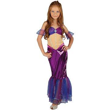 Kostým Mořská Panna - fialová vel. M (8590756009843)