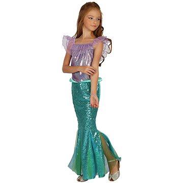 Kostým Mořská Panna - zelená vel. L (8590756018050)
