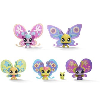Littlest Pet Shop Motýlí rodina (5010993506774)