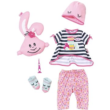 BABY born Deluxe Pyžamko a doplňky (4001167824627)