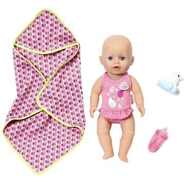 My Little BABY born Koupací panenka (4001167825341)