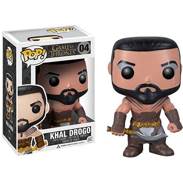 Pop GOT : Khal Drogo (830395030135)