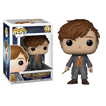 Pop Movies: Fantastic Beasts 2 - Newt w/ Chase (889698327510)