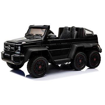 Mercedes-Benz G63 6X6, lakované černé (8586019940893)