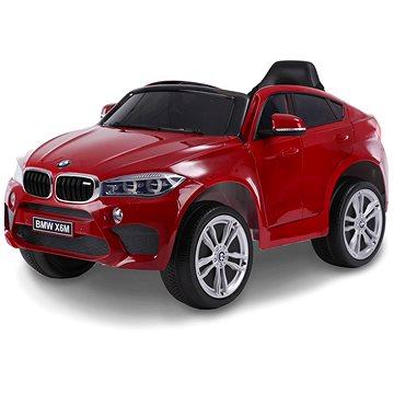 BMW X6M NEW - jednomístné, červené lakované (8586019940930)
