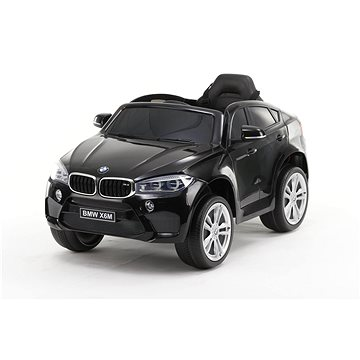 BMW X6M NEW - jednomístné, černé lakované (8586019940916)