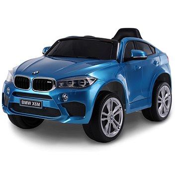 BMW X6M NEW - jednomístné, modré lakované (8586019940923)