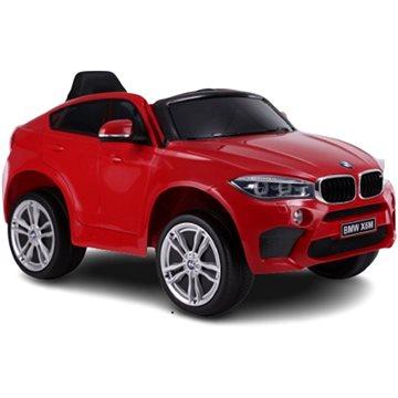 BMW X6M NEW - jednomístné, červené (8586019940961)