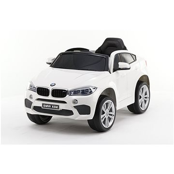 BMW X6M NEW - jednomístné, bílé (8586019940954)