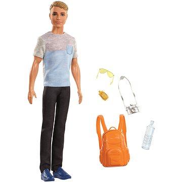 Barbie Ken cestovatel (887961683714)