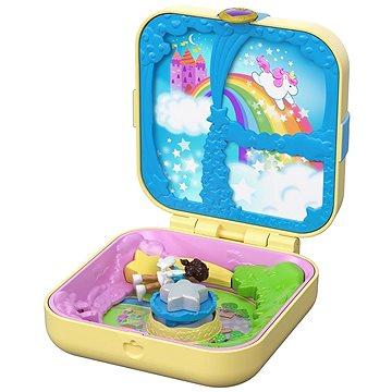 Polly Pocket Pidi svět v krabičce Unicorn Utopia (ASRT887961745856)