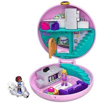 Polly Pocket Pidi svět do kapsy Donut pajama party (ASRT887961638189)