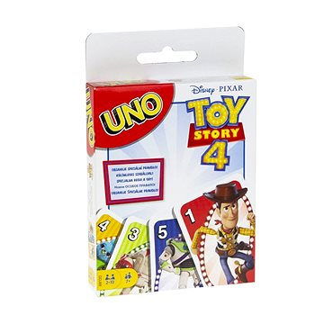 UNO Toy story 4: Příběh hraček (887961744989)