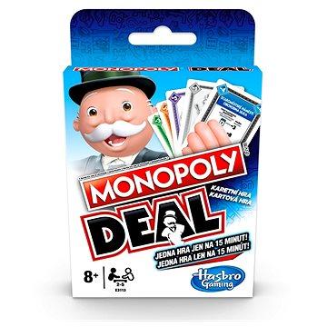 Monopoly Deal CZ, SK (5010993611799)
