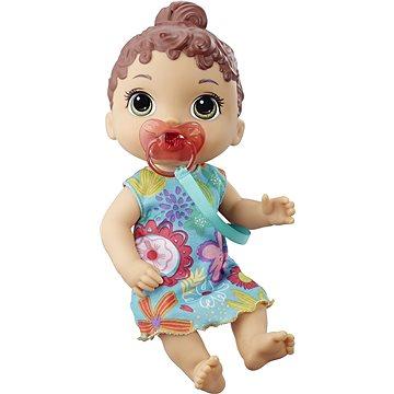 Baby Alive Tmavovlasá plačící panenka (5010993553204)
