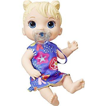 Baby Alive Blond plačící panenka (5010993553020)