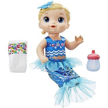 Baby Alive Blond mořská panna (5010993548293)