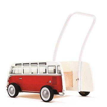 Hape Autobus T1 - červený (6943478018433)