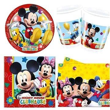 Párty set Mickey Mouse (5201184818404)