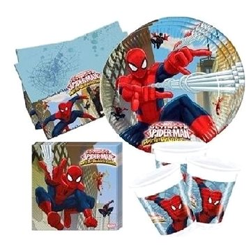 Párty set Spiderman (5201184866696)
