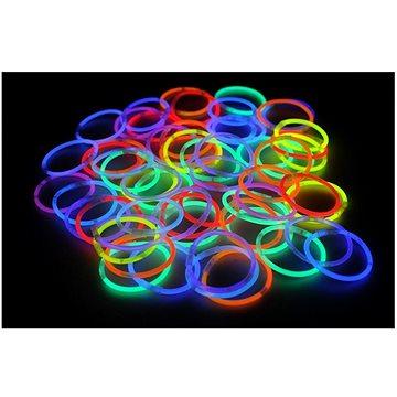 Svítící náramky 100ks, mix barev (0013051579760)