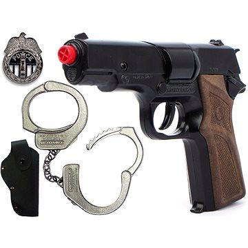 Policejní sada Specální jednotky malá (8410982042561)