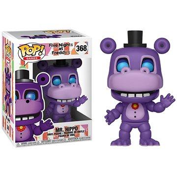 Funko Pop Games: FNAF 6 Pizza Sim - Mr. Hippo (889698320610)