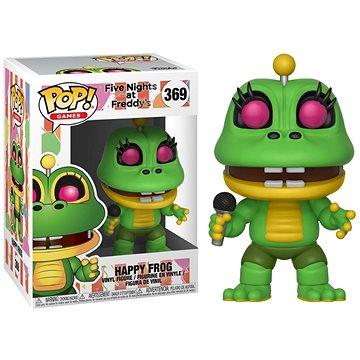 Funko Pop Games: FNAF 6 Pizza Sim - Happy Frog (889698320627)