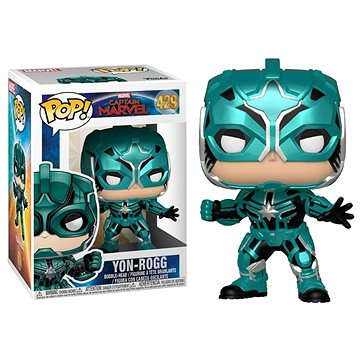 Funko Pop Marvel: Captain Marvel - Pop 4 (889698363525)