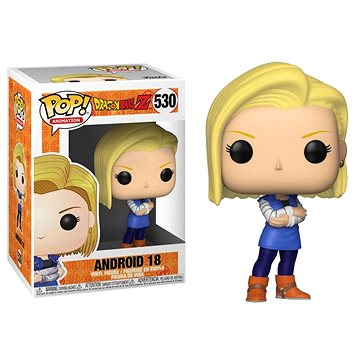 Funko Pop Animation: DBZ S5 - Android 18 (889698364034)