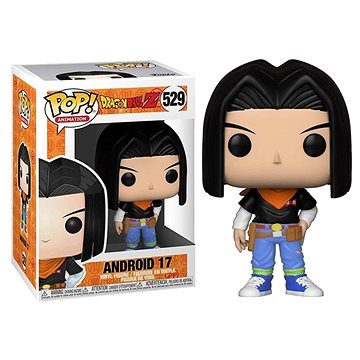 Funko Pop Animation: DBZ S5 - Android 17 (889698363983)